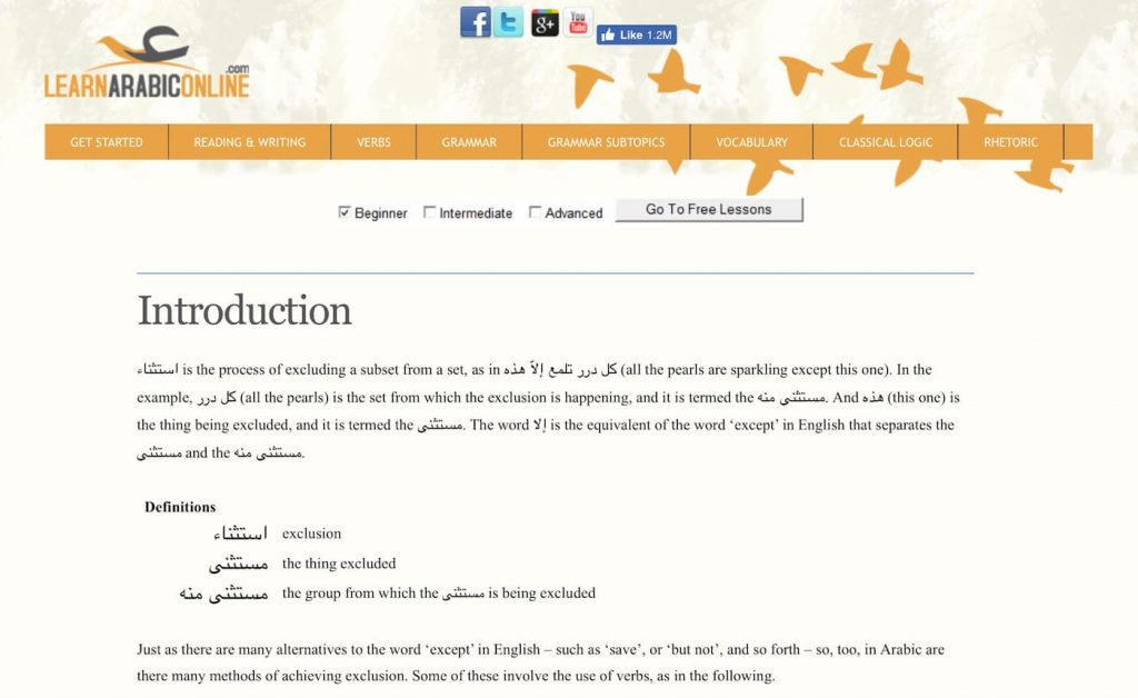 Why and how to learn Arabic - Learn Arabic Online