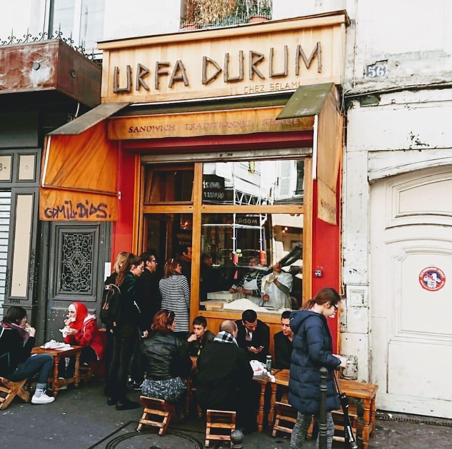 Arabic & Middle Eastern Restaurants in Paris 1