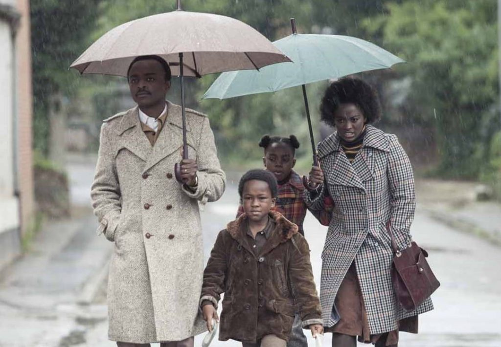 Scene from The African Doctor