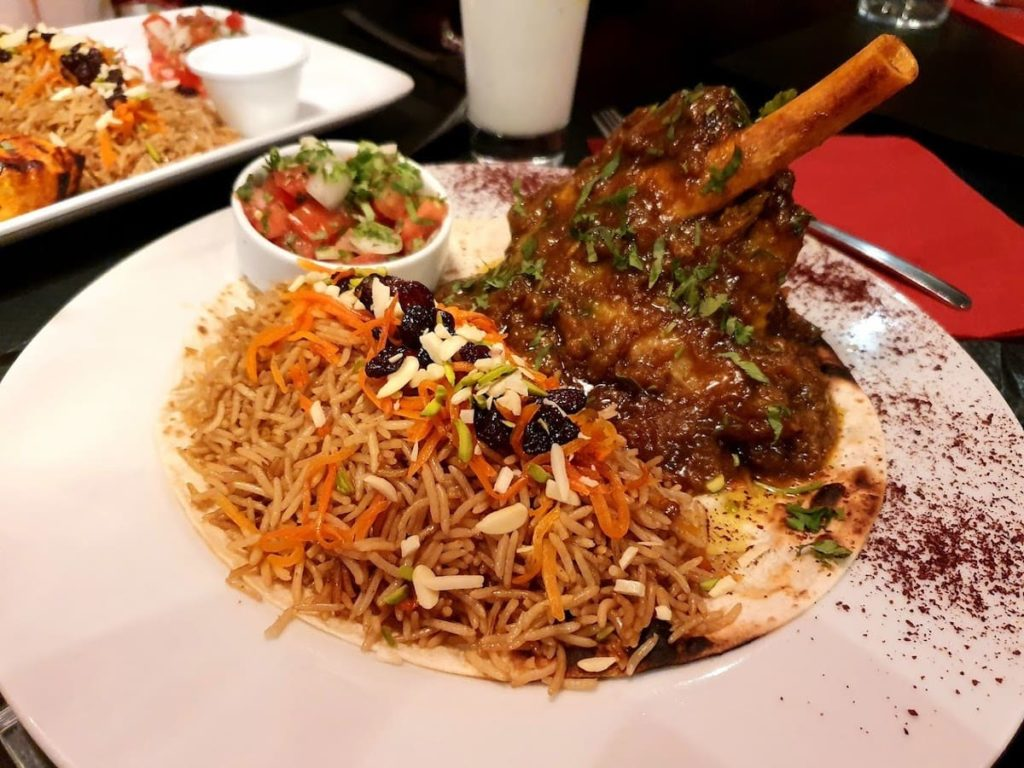 Buzkashi - one of the best afghan restaurants in Paris
