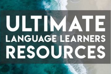 Ultimate language learners resouces