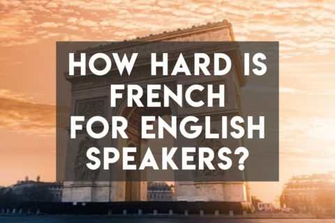 how hard or easy is french