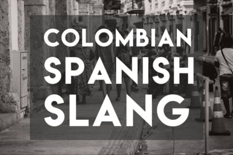 Colombian Slang in Spanish - header image