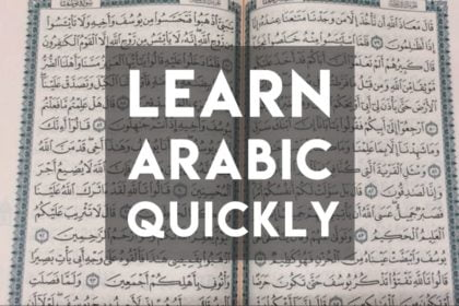 Learn Arabic Quickly cover image