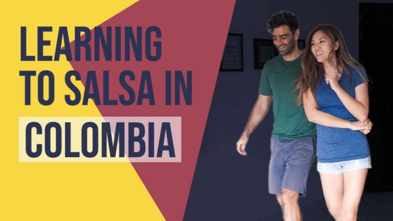 Learning to Dance Salsa in Cali, Colombia… in 60 Days