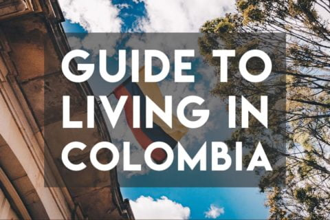 Living in Colombia - guide for digital nomads