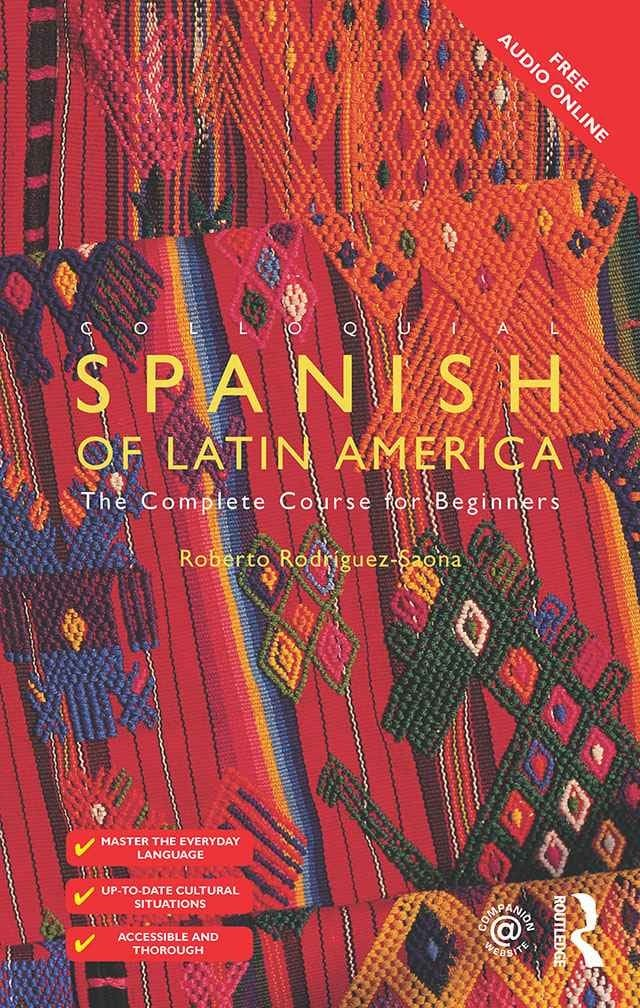 Learn colloquial latin american spanish if you want to stay in Colombia.