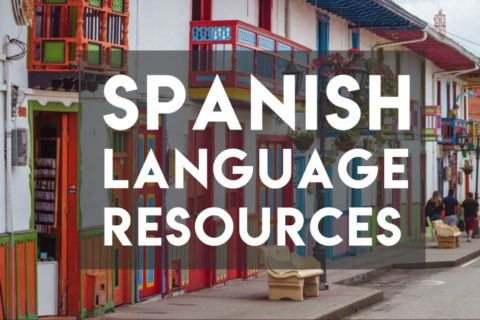 Spanish learning resources cover image