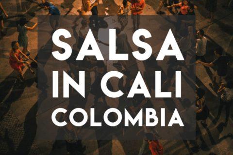 Salsa club in Cali, colombia