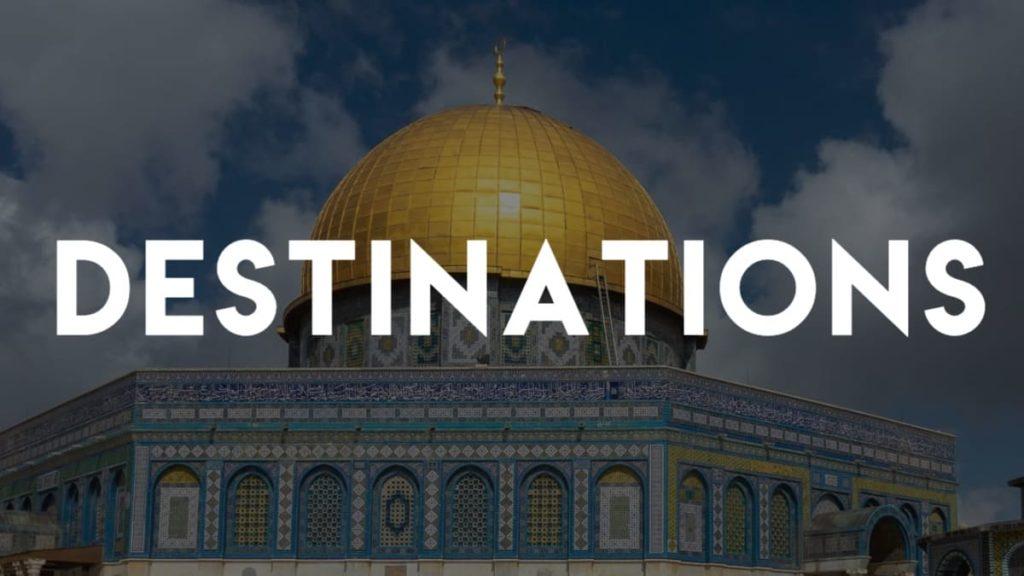Discover Discomfort Destinations