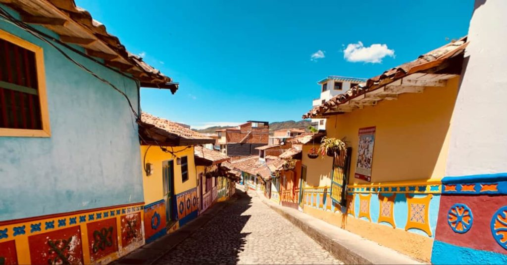 what is colombia known famous for