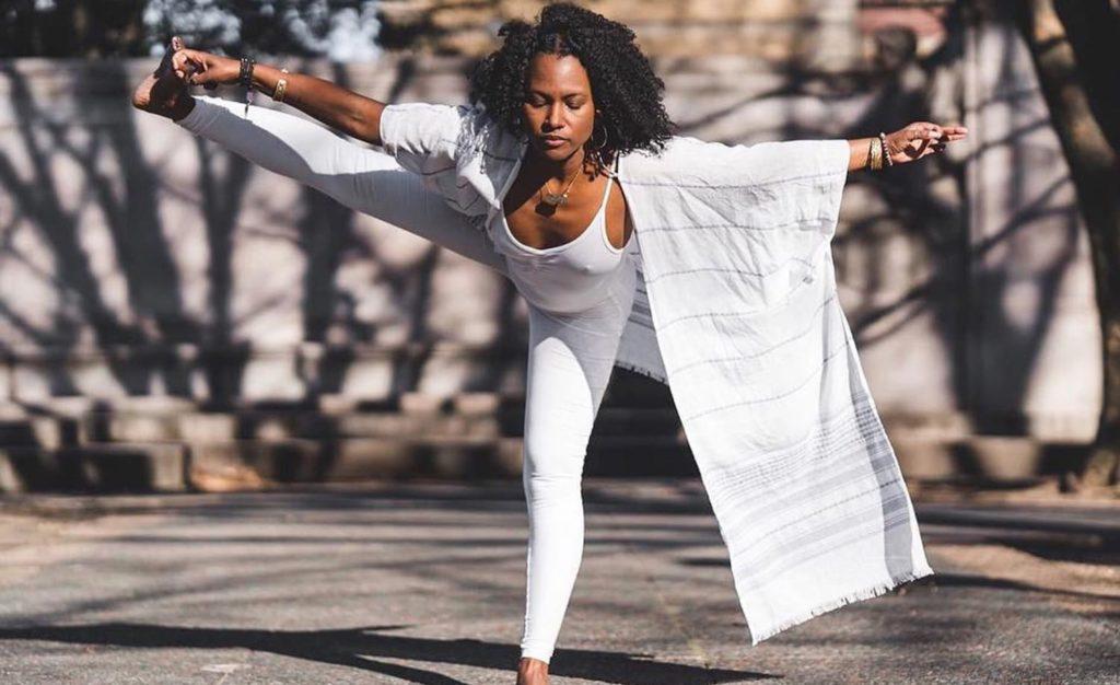 Best YouTube yoga channels - Faith Hunter