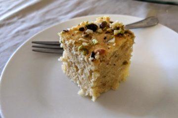 Cake yazdi recipe sharing image