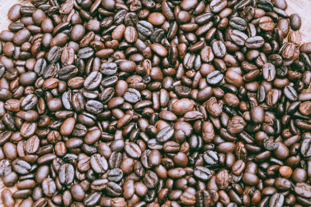 colombia roasted coffee beans