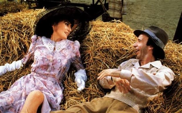 """Scene from La Vita e Bella, """"Buongiorno principessa"""", the Italian equivalent of Bonjour, good morning in French"""