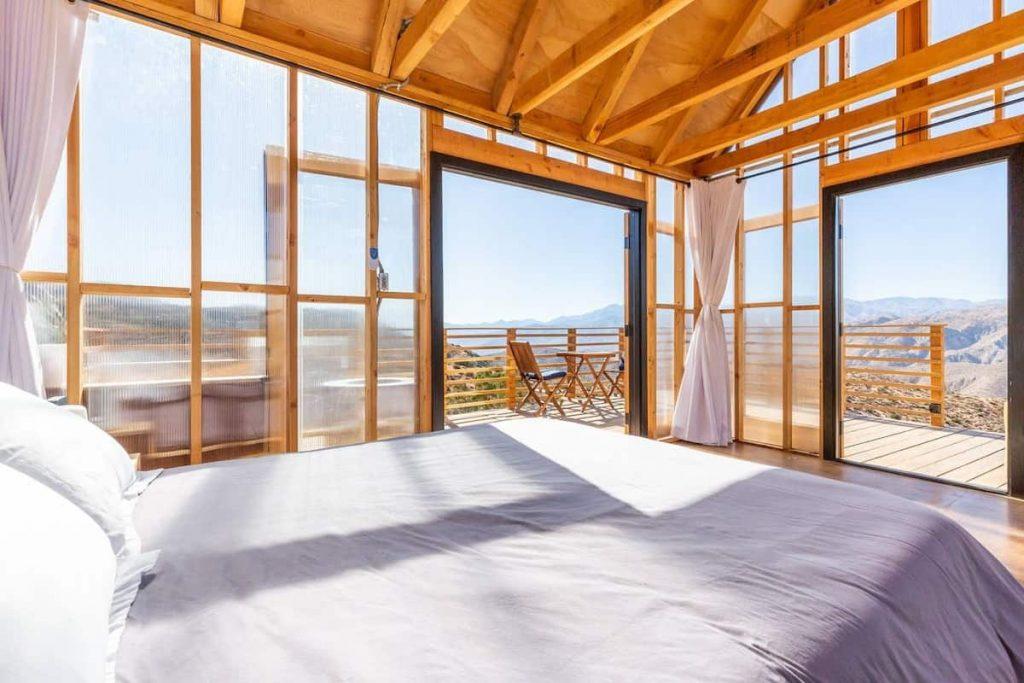 Morongo california airbnb modern cabin
