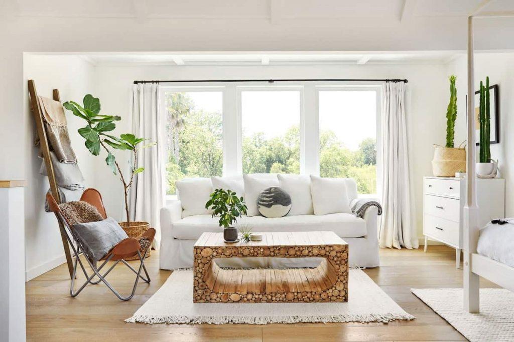 eco luxury farmhouse northern california