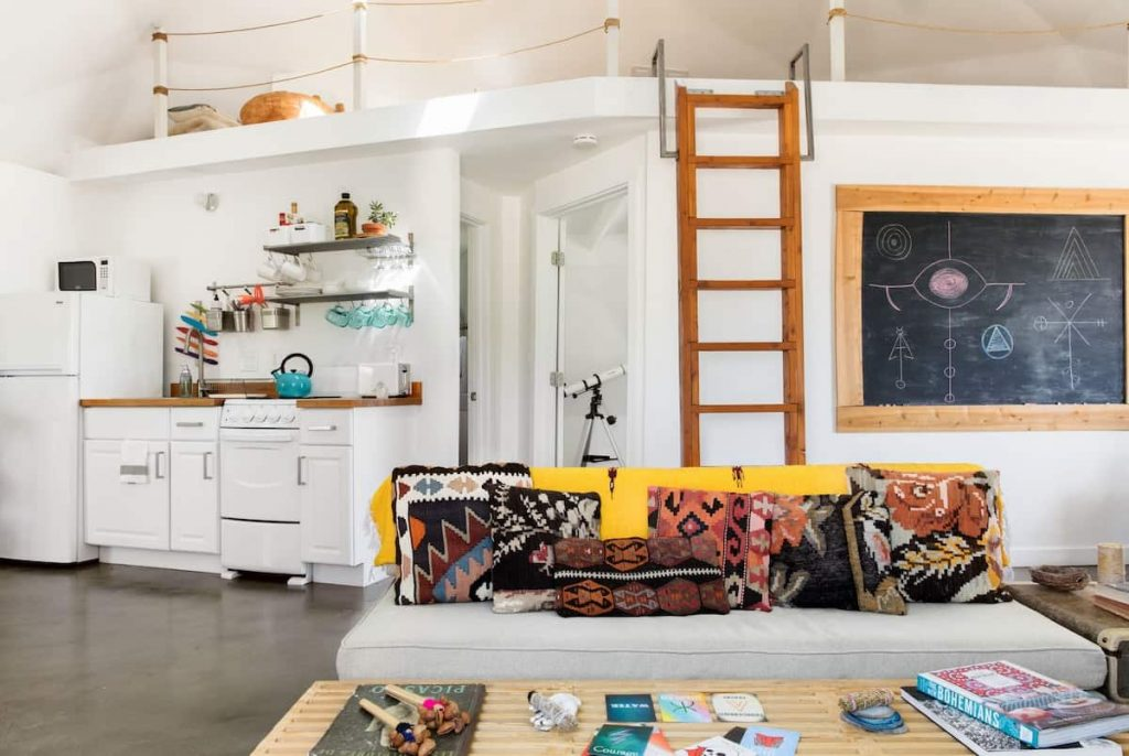 most unique airbnbs in california joshua tree dome house
