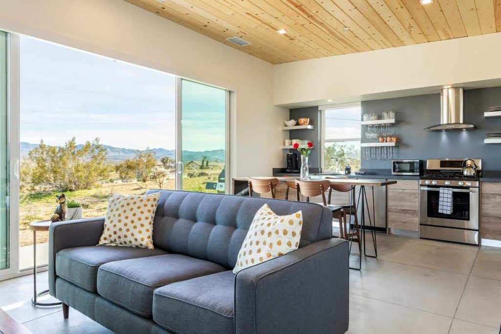 Mojave Rosa joshua tree airbnb rental