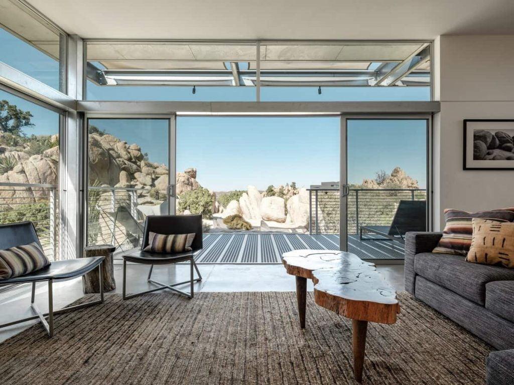 Best Airbnb in Joshua Tree Rock Reach House