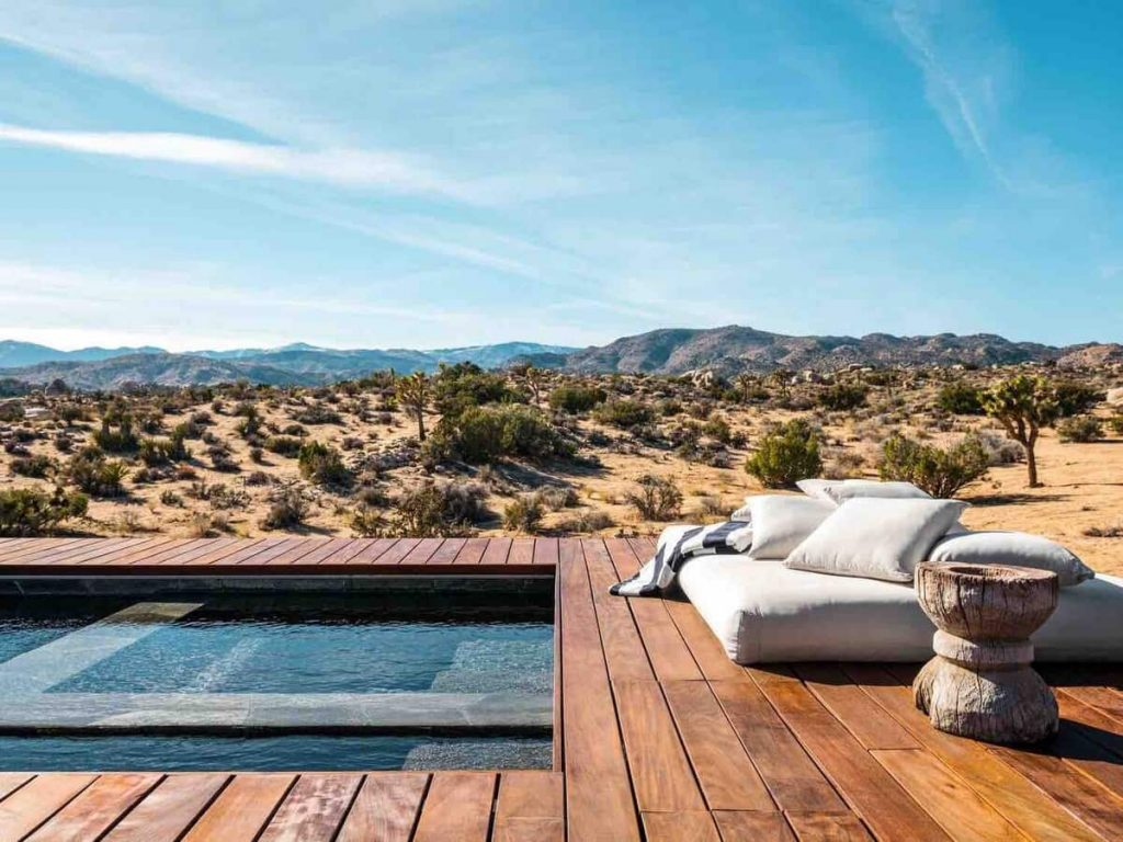 Best Luxury Airbnb Joshua Tree Whisper Rock Ranch