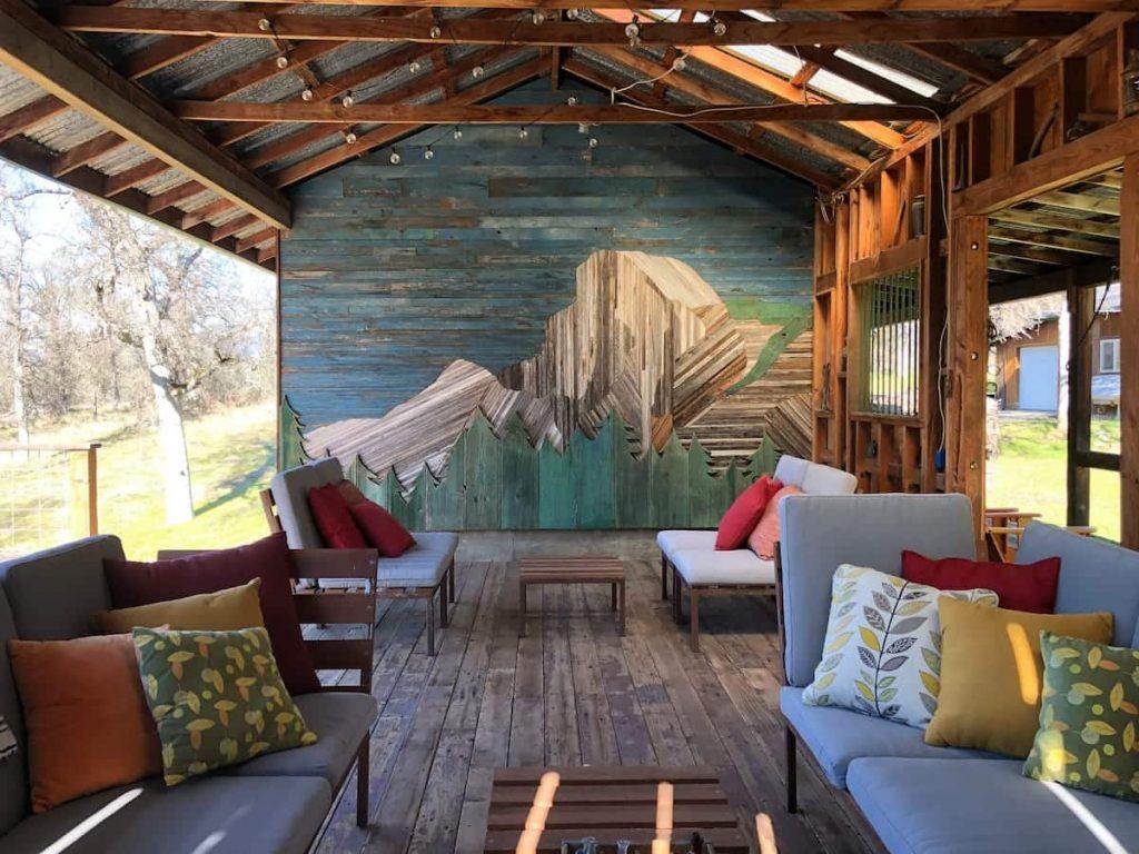 best airbnb yosemite