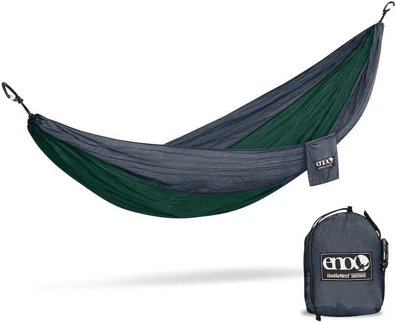 Lightweight hammock travel gift idea