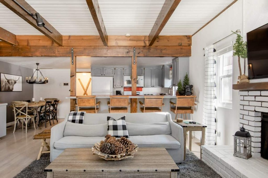 Chic Cabin Home in the Heart of Big Bear Lake