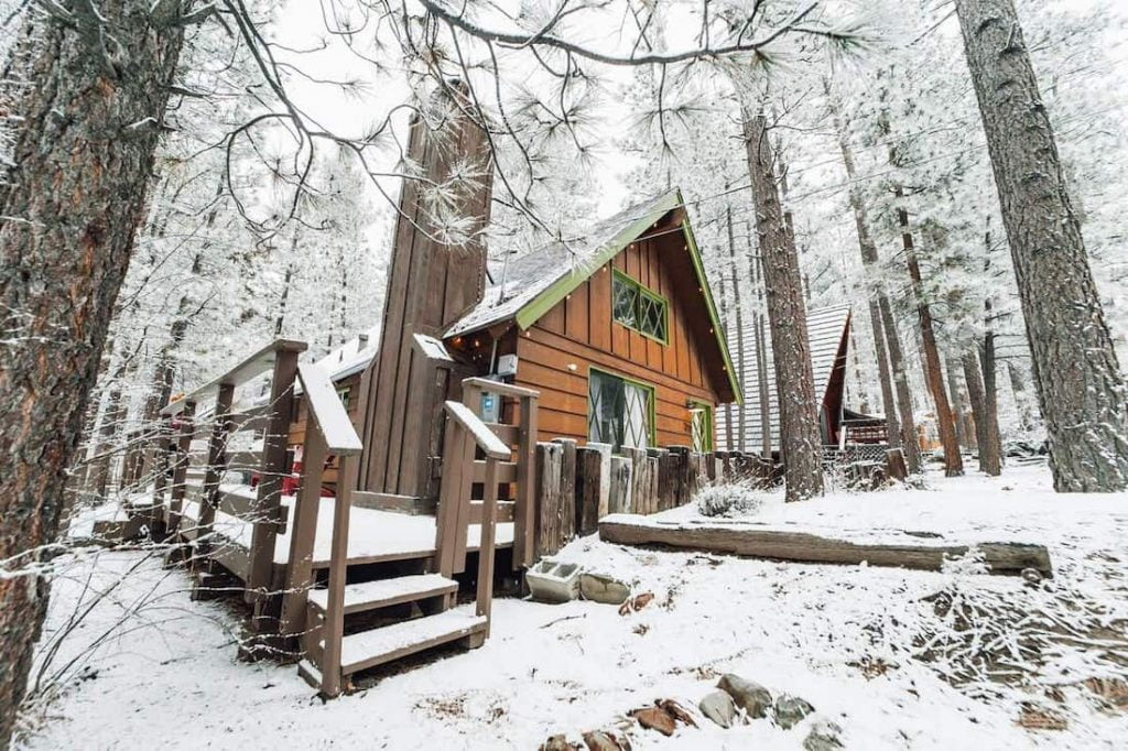 Cozy Twin Pines Chalet Big Bear Airbnb