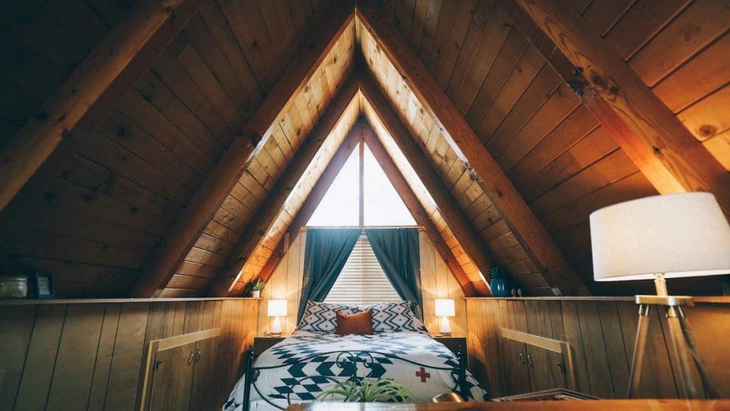 alterra house a-frame big bear airbnb