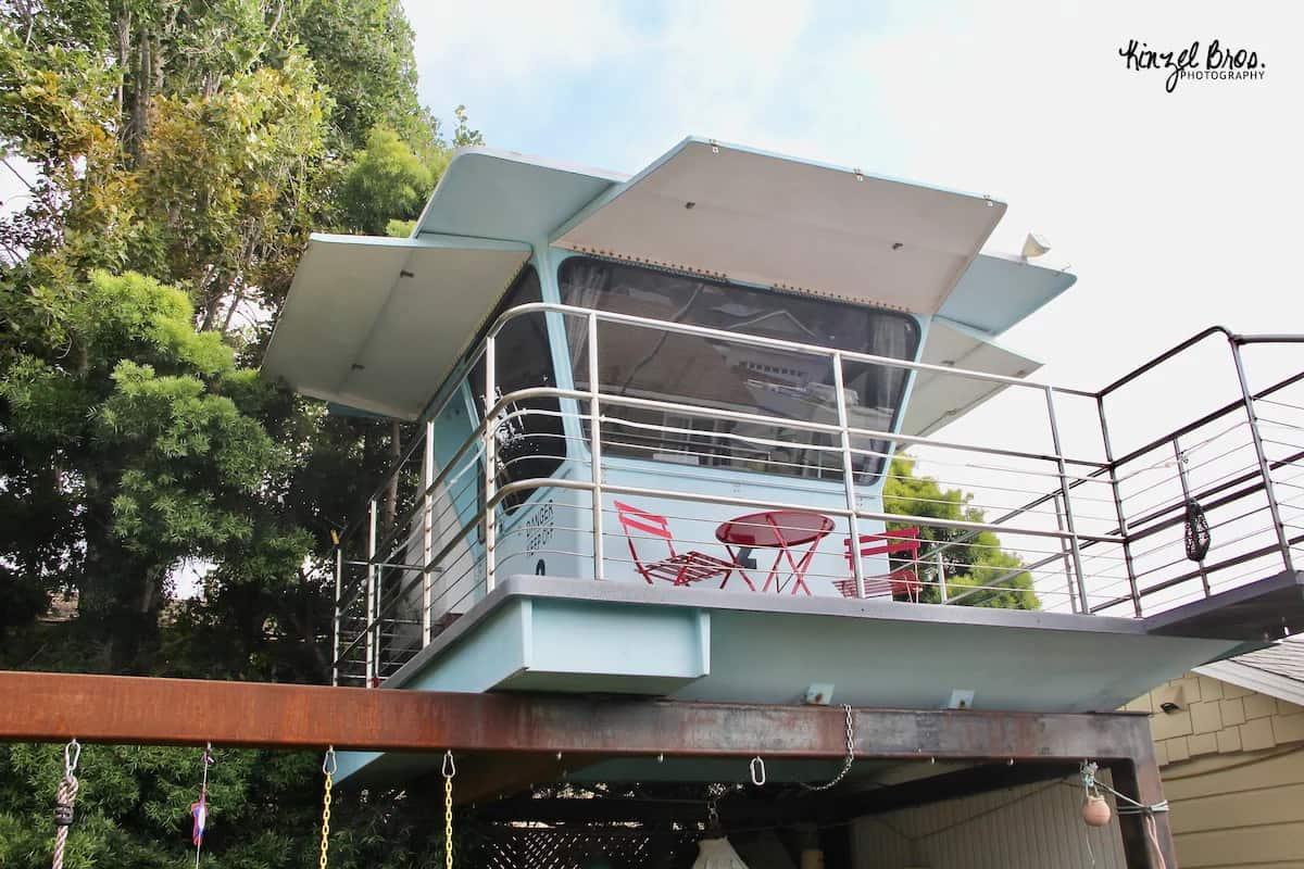 lifeguard tower treehouse arroyo grande california
