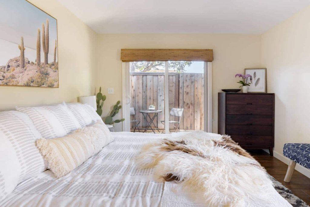 Airbnb Santa Barbara Cozy Bohemian Oasis