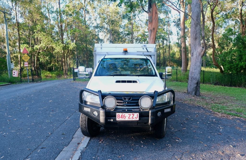 [Sold] Our Toyota Hilux 4x4 + Trayon Camper For Sale 2