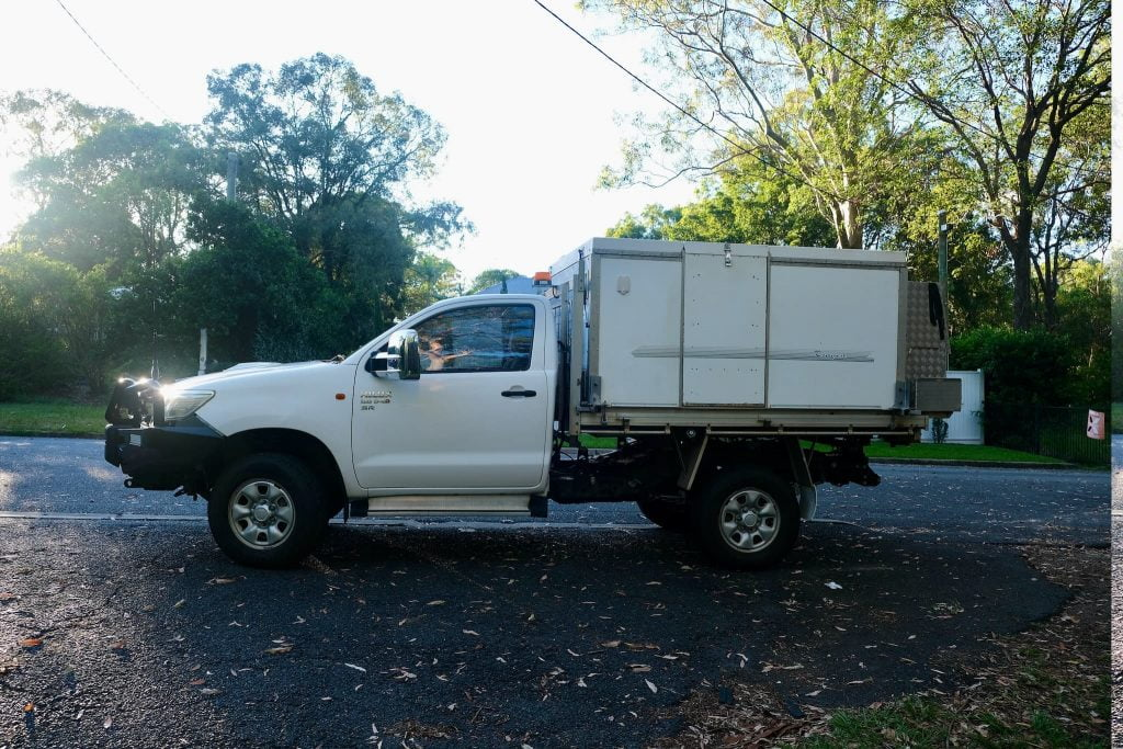 [Sold] Our Toyota Hilux 4x4 + Trayon Camper For Sale 3