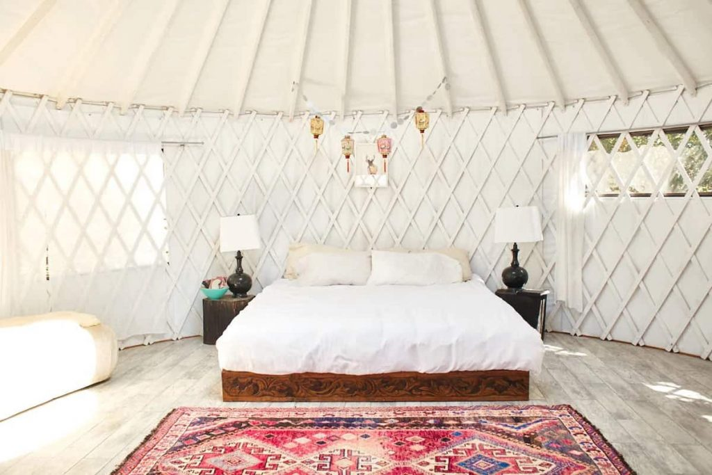 Skyfarm Glamping Airbnb Los Angeles
