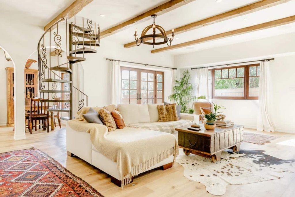 Stunning Spanish Villa airbnb los angeles