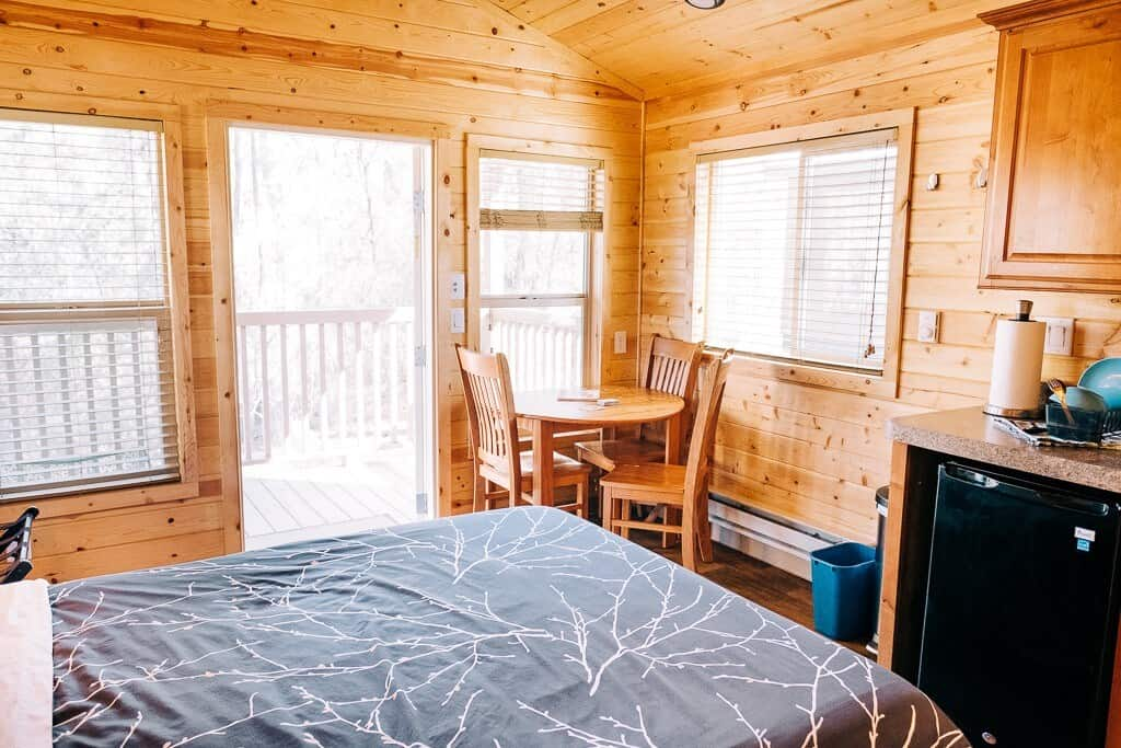 Yosemite Tiny Cabin Airbnb California