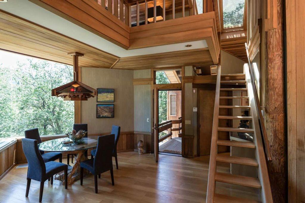 Architect's Dream Luxury Mountain Home Idyllwild Cabin Rentals
