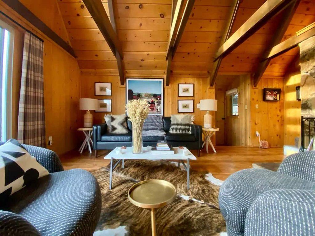 Balmoral Lodge Luxury Mountain Home Idyllwild Cabin Rentals