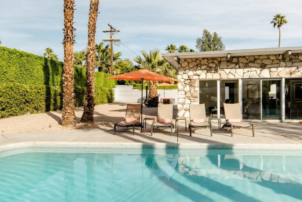 Beautiful Airbnb Palm Springs Spectacular Mid-Century Meiselman Home