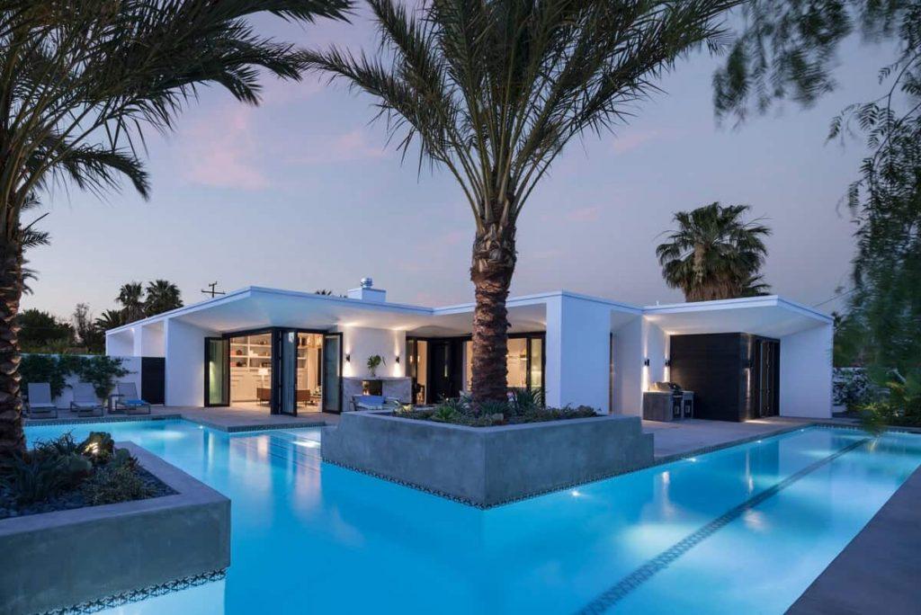 Best Airbnb Palm Springs Luxury Rental Palm Springs Luxury Oasis