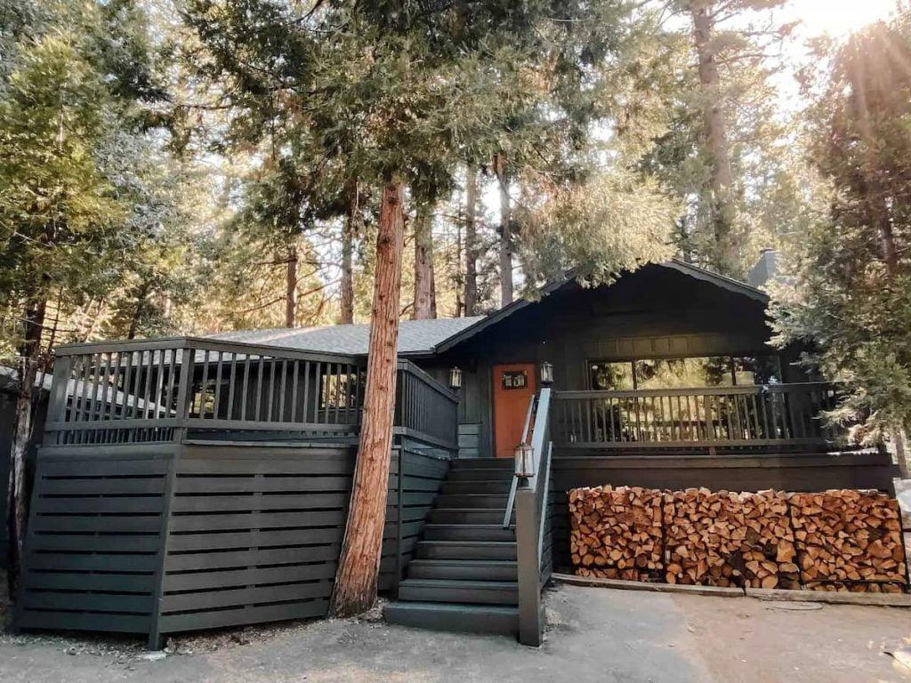 Best Idyllwild Cabins Idyllwild Treehaus