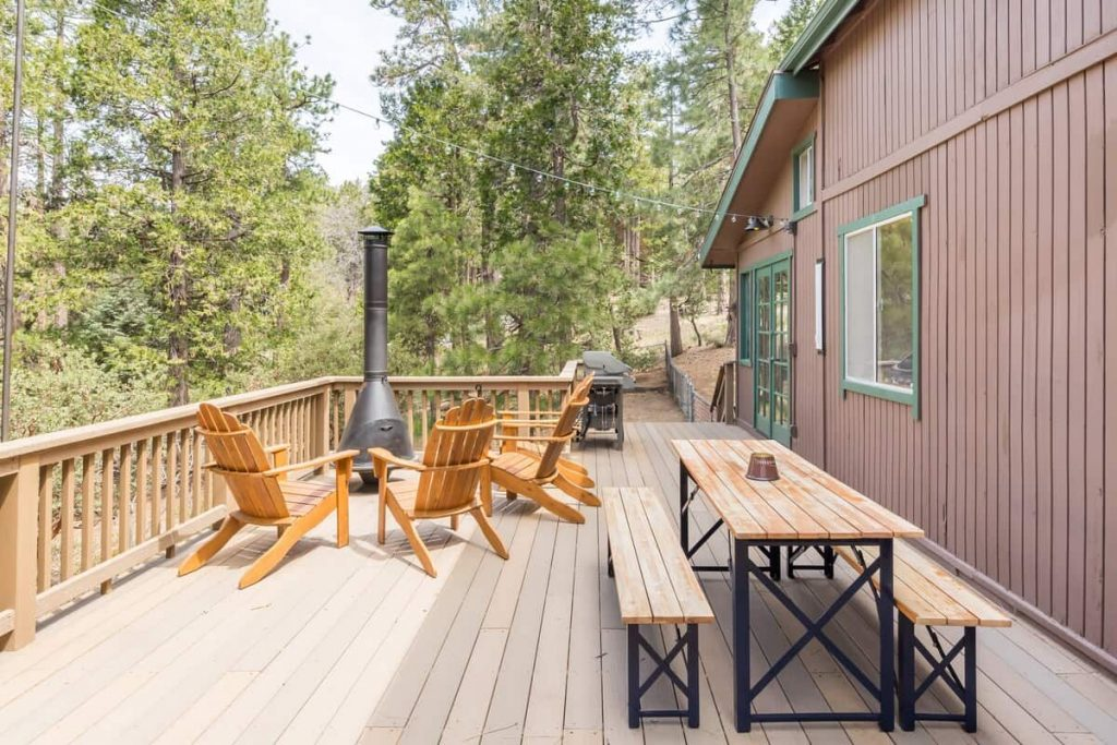 Idyllwild Cabin Los Coyotes Base Camp In The Woods