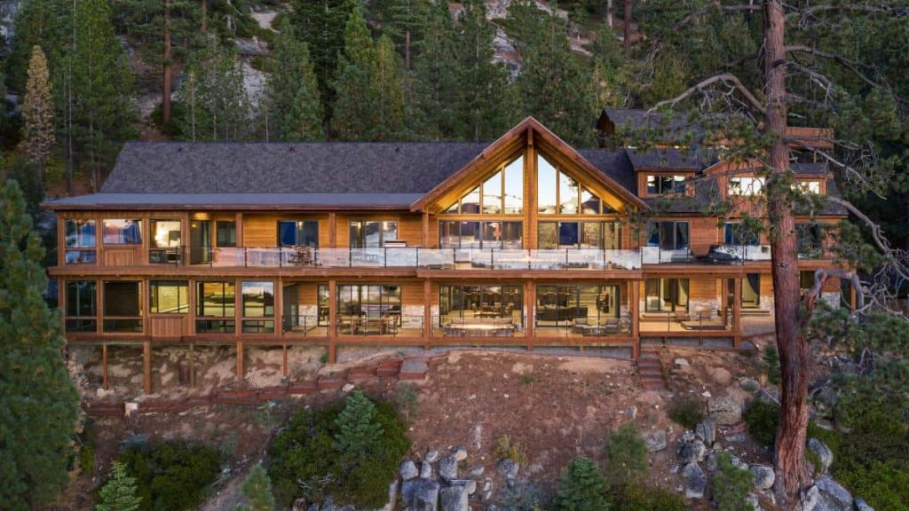 Sherman Estate Luxury Airbnb South Lake Tahoe
