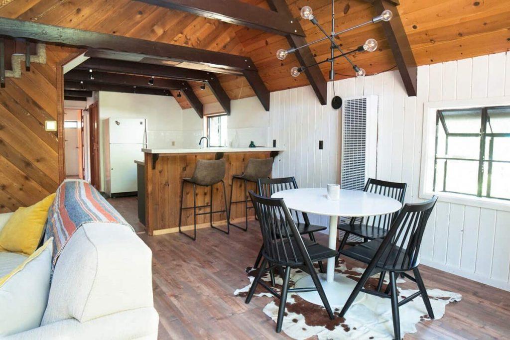 The Buckhouse Cabin Idyllwild Airbnb