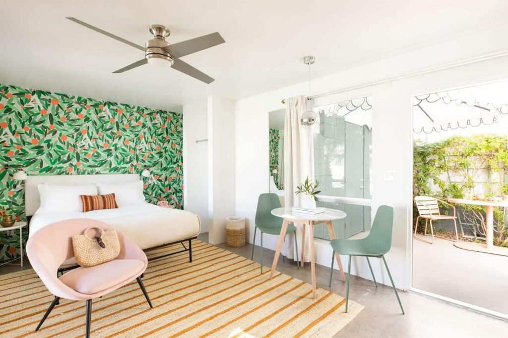 The Wesley Suite Airbnbs Palm Springs