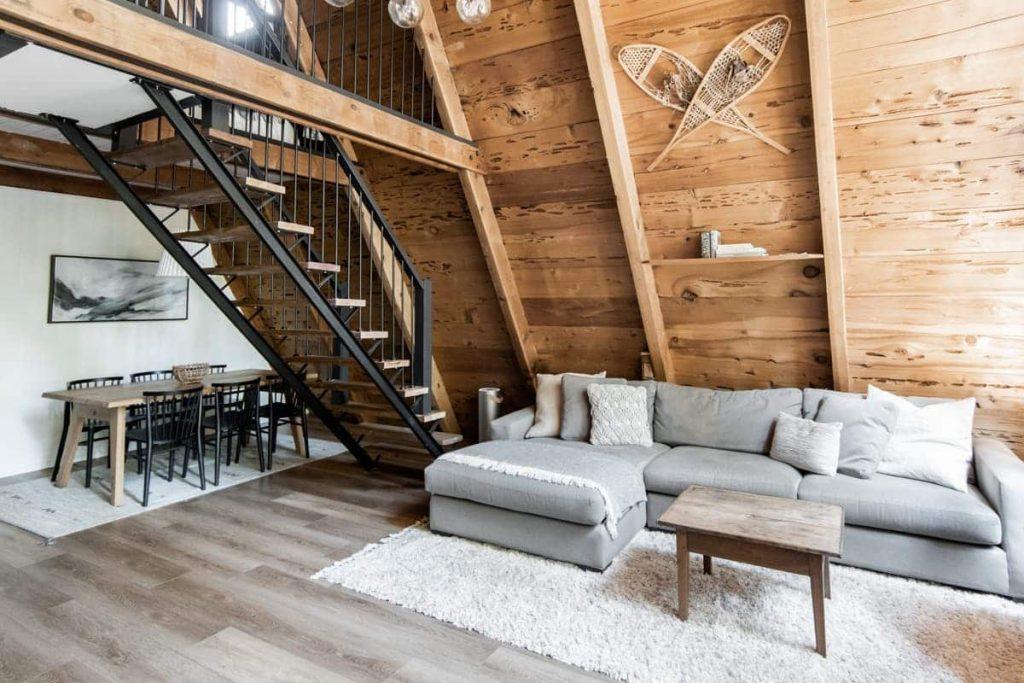 Wayfare Cabin Best Lake Tahoe Airbnb A-Frame